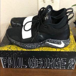 Paul George PG 2.5 TB 10 Black White Oreo EUC